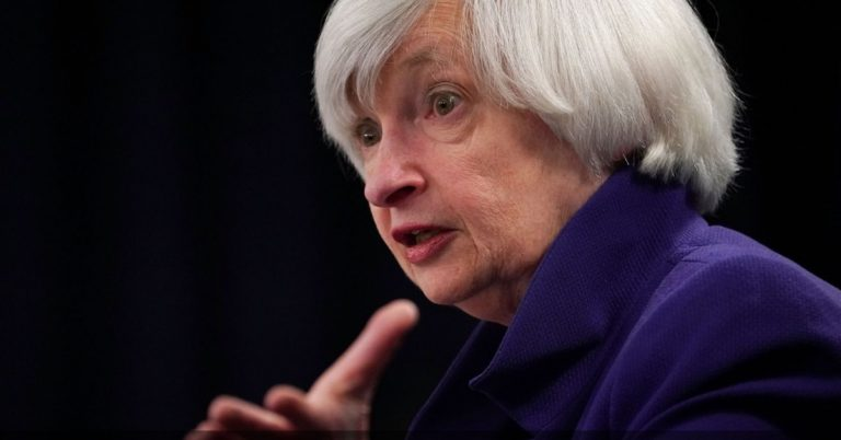 What Janet Yellen Way for Bitcoin and also Markets
