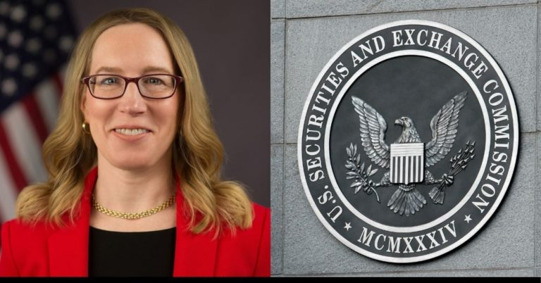 SEC Commissioner Hester Peirce on a Bitcoin ETF and also Even More