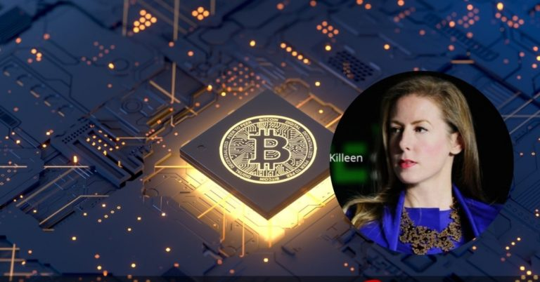 2020's Important Bitcoin Infrastructure, task. Alyse Killeen