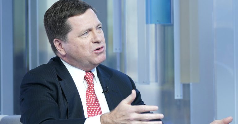 SEC Chairman Clayton Says Wednesday Is His Last Day in Office