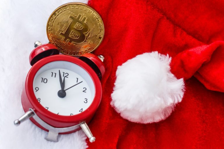 Christmas Eve Data: Ho-Ho-Holders of 1 Bitcoin Or More Grow Year Over Year