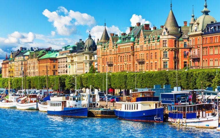 Sweden Taking Into Consideration Whether to Switch Over to the E-Krona: Record