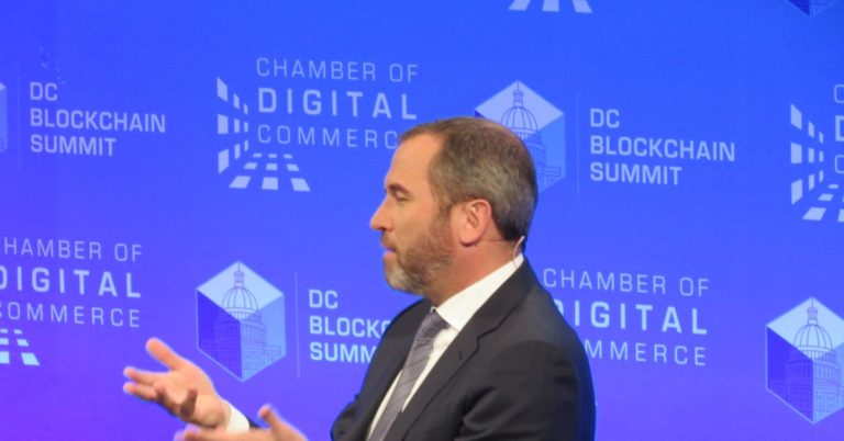 Ripple 'Tried' to Settle With SEC Ahead of XRP Suit, CEO Says