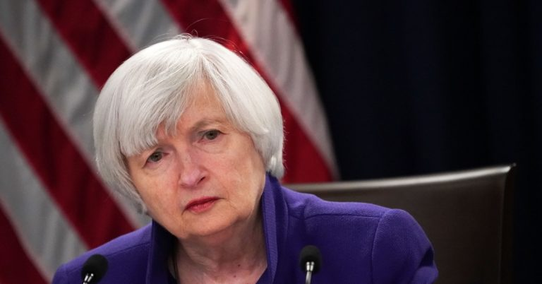 Yellen Calls Terrorist Financing Using Crypto a 'Concern'