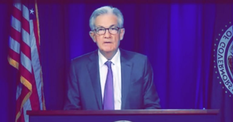 Fed Chair Powell: 'We' d Welcome Higher Inflation'
