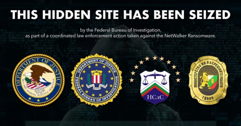 US Government Takes Aim at NetWalker Ransomware Attacks