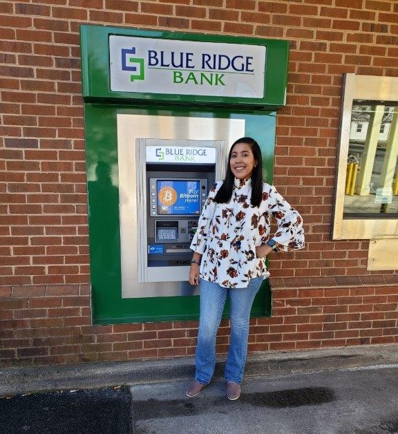 This Virginia-Based Bank Is Letting Customers Buy Bitcoin at the ATM