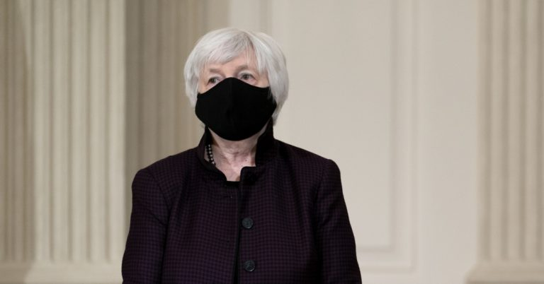 Crypto Use in Terrorism 'a Growing Problem,' Yellen Says