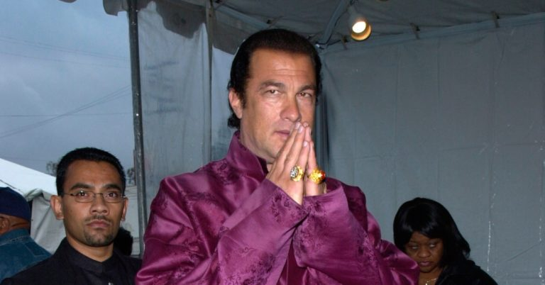 SEC Charges Three of Stealing $11.4 M Through Token Backed by Actor Steven Seagal