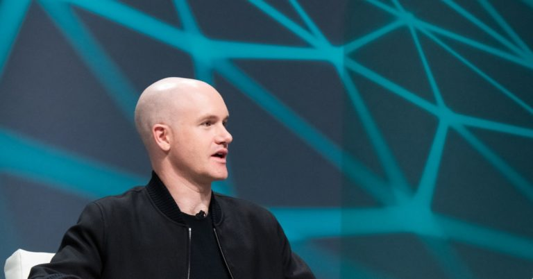Coinbase, Readying for Public Listing, Gets $77B Valuation From Nasdaq Private Market