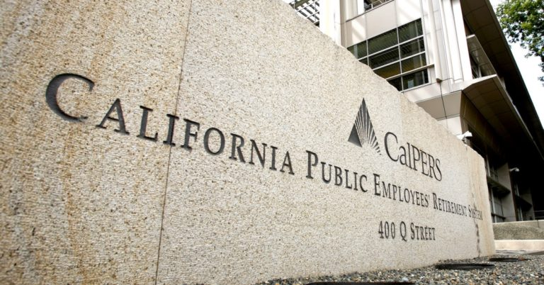 California Pension Fund Loaded Up on RIOT Shares During Bitcoin's Q4 Rally