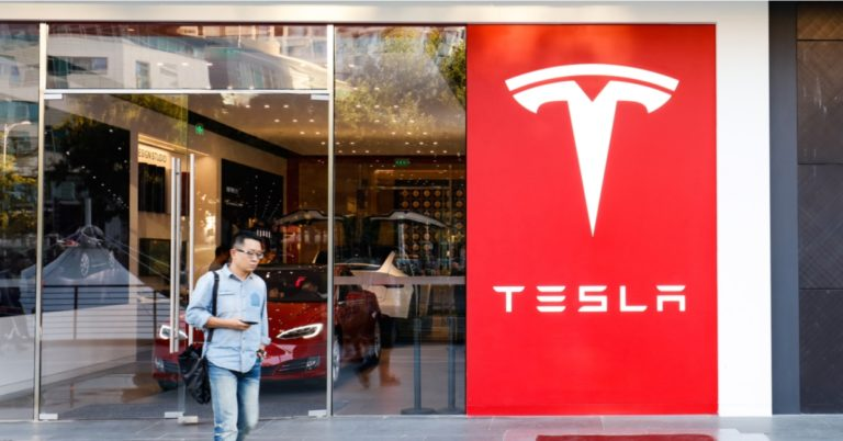 Tesla's Buying of Bitcoin Briefly Made Bitcoin More Valuable Than Tesla