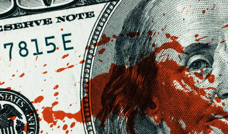 The Dollar's Role In The Bitcoin Bloodbath Explained