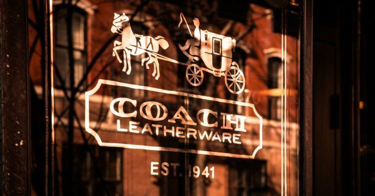 Coach and GQ China to Release Six NFTs on Ethereum — CoinDesk