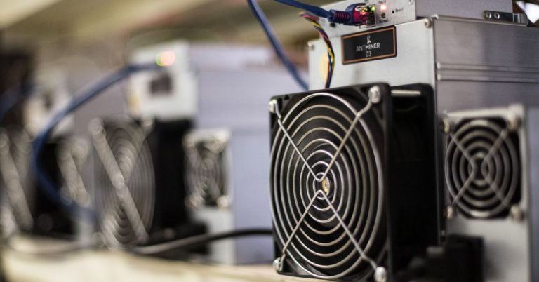 Crypto Miners (*8*) Digital, Hut 8 Rally as Bitcoin Tops $50,000 — CoinDesk