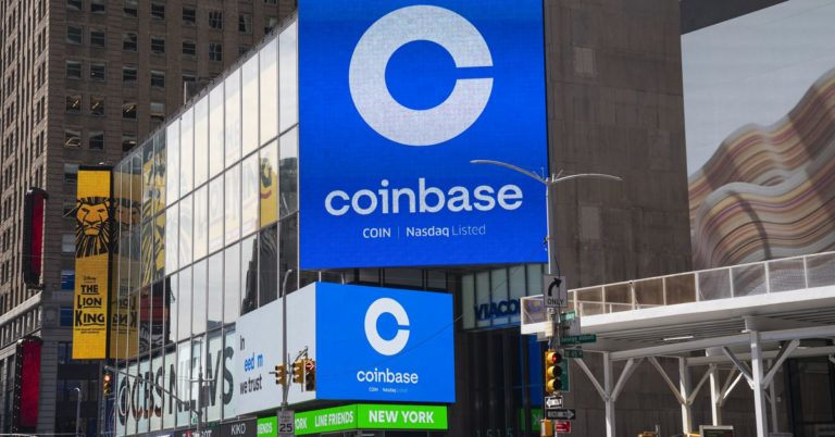 Coinbase Jumps After Sign-Up Numbers for NFT Marketplace Revealed